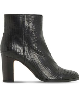 Ozzy Textured Ankle Boot