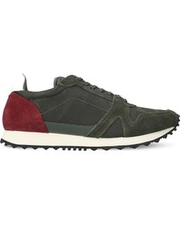 Lamont Suede Low-top Trainers