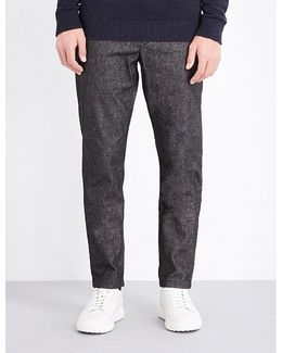 Denton Regular-fit Cotton-blend Chinos