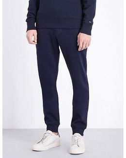 Micah Mid-rise Cotton Jogging Bottoms