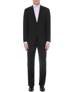 Giorgio Single-breasted Wool Suit