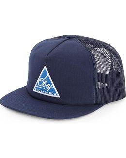 New Federation Cotton-blend Trucker Cap