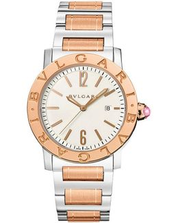 - 18ct Pink-gold Watch