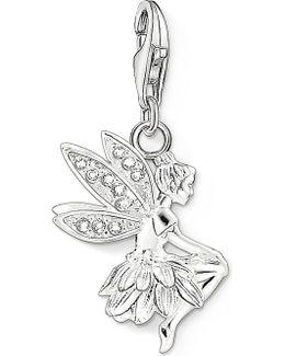 Charm Club Silver Fairy Charm
