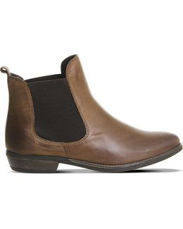 Dallas 2 Leather Chelsea Boots