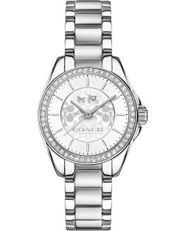 14502464 Tristan Stainless Steel Watch