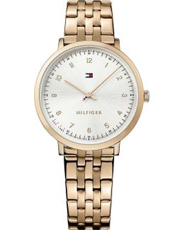 1781760 Pvd Rose-plated Watch