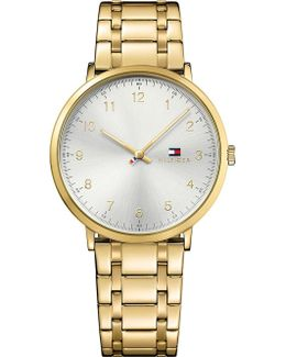 1791337 Pvd Gold-plated Watch