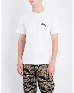 Poseidon Cotton-jersey T-shirt
