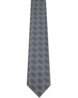 Degrade Melange Silk Tie