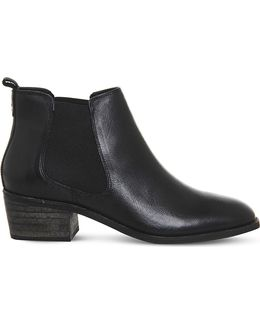 Jenkins Leather Chelsea Boots