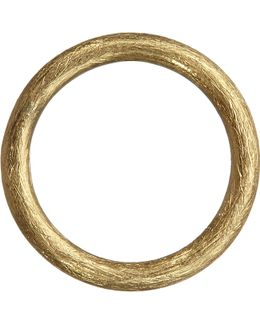 Hoopla 18ct Yellow-gold Small Hoop Pendant