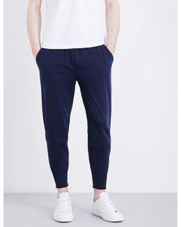 Skinny Mid-rise Jersey Jogging Bottoms