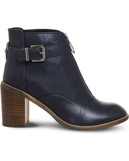 Lottie Front Zip Smart Boots