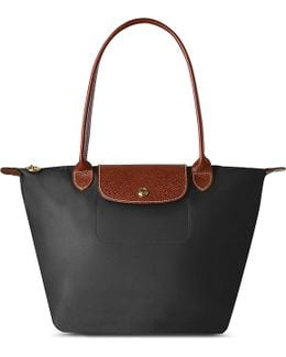 Le Pliage Small Shopper In Black