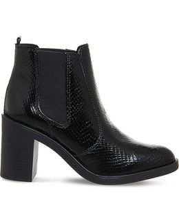 Laura Heeled Chelsea Boots