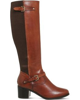 Kennedy Leather Knee-high Boots