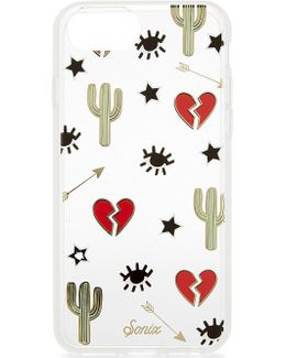 Heart And Cactus Iphone 7/6/6s Case