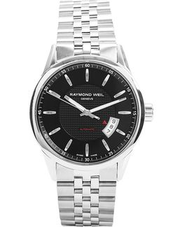 2730-st20021 Freelancer Stainless Steel Watch