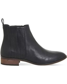 Ashton Leather Chelsea Boots