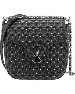Diva's Dream Quilted Leather Shoulder Bag
