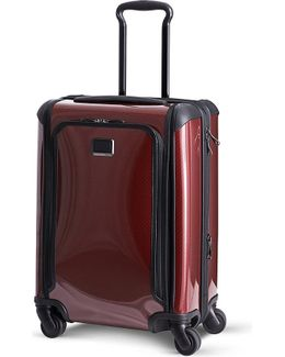 Tegra-lite Max Continental Four-wheeled Expandable Carry-on