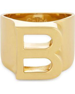 Alphabet B Ring