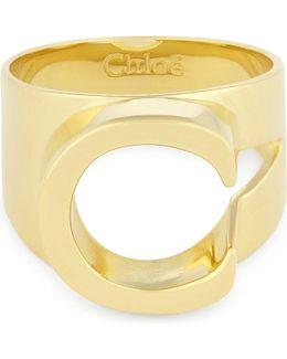 Alphabet C Ring
