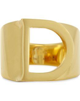 Alphabet D Ring