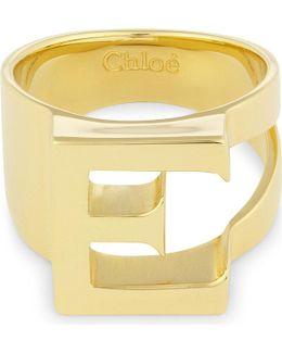 Alphabet E Ring