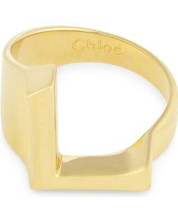 Alphabet L Ring
