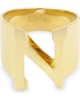 Alphabet N Ring