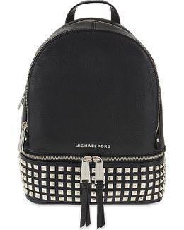 Rhea Leather Backpack