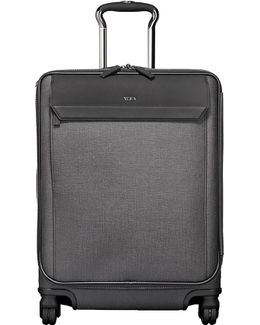 Reeves Continental Expandable Carry-on Suitcase