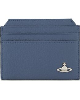 Milano Grained Leather Card Holder