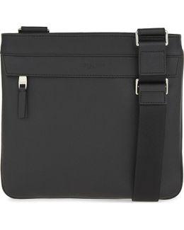Odin Leather Messenger Bag