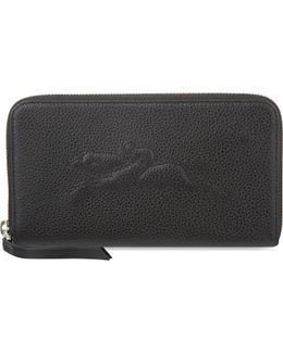 Le Foulonne Zipped Wallet