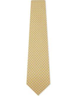 Butterfly Silk Tie