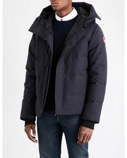 Macmillan Quilted Shell Parka