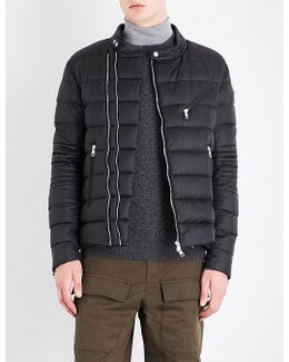 Aubin Quilted Shell Jacket