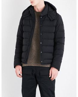 Nazaire Quilted Shell Coat