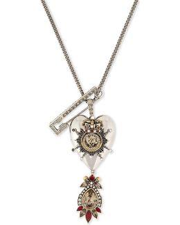 Heart Trinket Necklace
