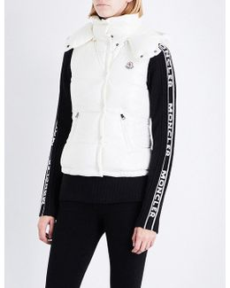 Galene Quilted Shell Gillet