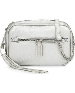 Galaniel Faux-leather Cross-body Bag