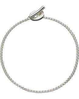 Sterling Silver Box Belcher Bracelet
