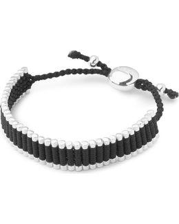 Friendship Bracelet Black