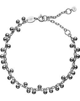 Effervescence Bubble Sterling Silver Bracelet