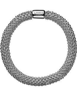 Effervescence Star Large Sterling Silver Bracelet