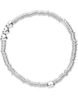 Sweetie Sterling Silver Heart Xs Bracelet