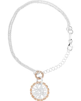 Dream Catcher Rose Gold Bracelet